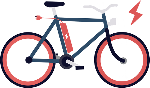 Seguro para Bicicleta Eléctrica (Bicins.)